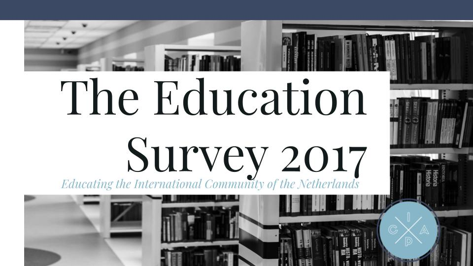 Education 2017 cover